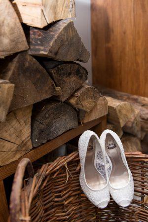 svatební střevíce | Zlatá Koruna