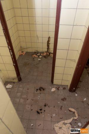 toalety, hotel Vyšehrad | Český Krumlov