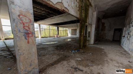 prostory u společenského sálu, hotel Vyšehrad | Český Krumlov