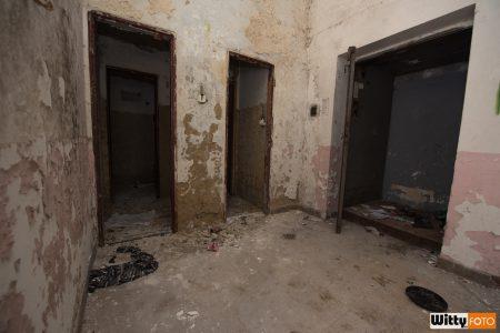 nákladní výtah, hotel Vyšehrad | Český Krumlov
