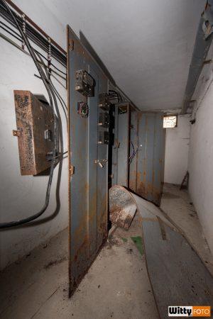 technická místnost, hotel Vyšehrad | Český Krumlov