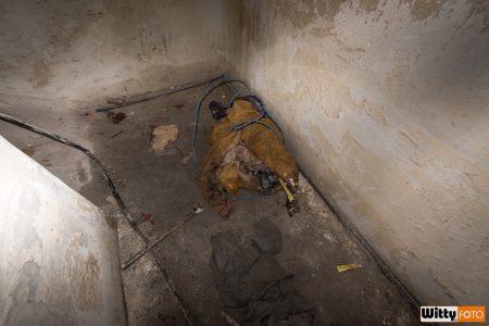 pohodlné spaní v zánovním spacáku, hotel Vyšehrad | Český Krumlov