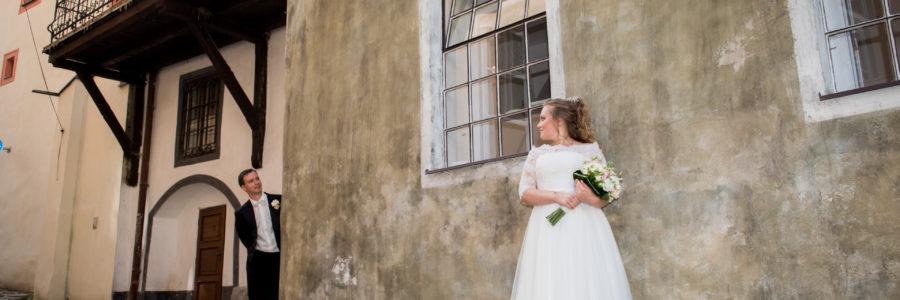 svatba – Český Krumlov, Lera a Vojta