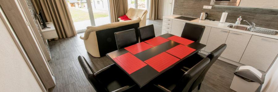 interiéry – Apartmány Lipno 154