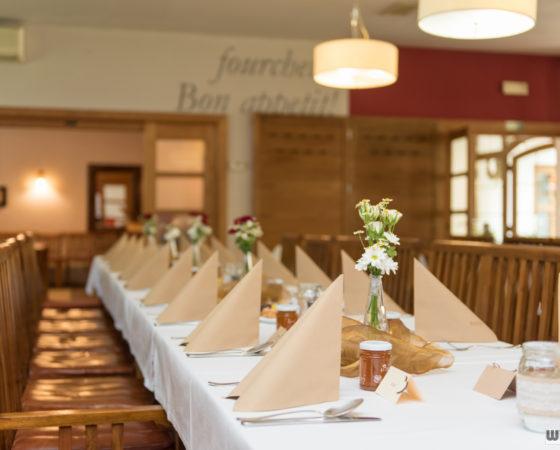svatební hostina | Štilec
