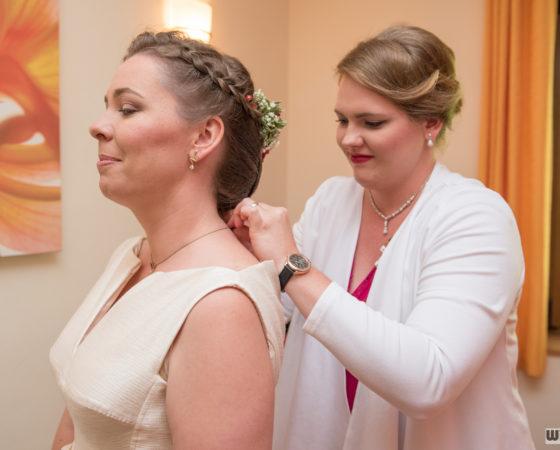 přípravy nevěsty | Štilec