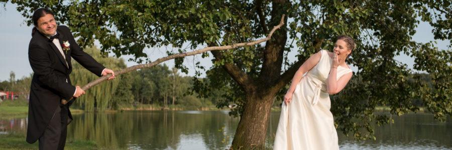 svatba – Štilec, Bára a Jirka
