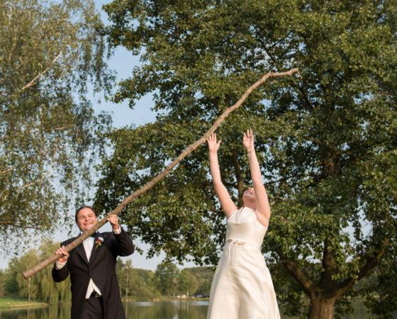 chytání větve | Štilec