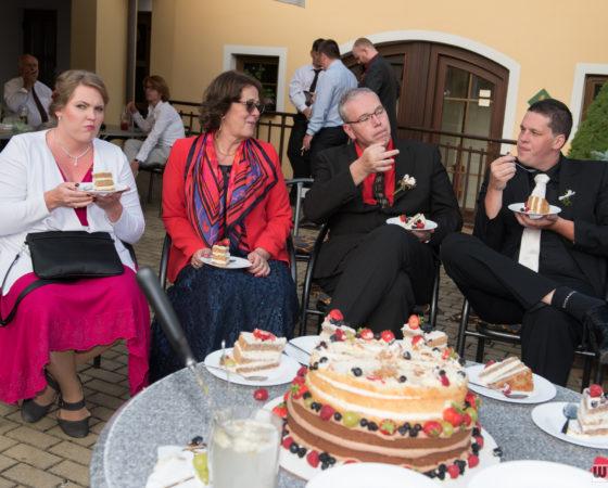 svatební dort | Štilec