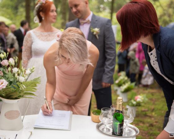 podpis svědkyně | Horní Planá