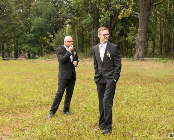 lesní svatba | Horní Planá
