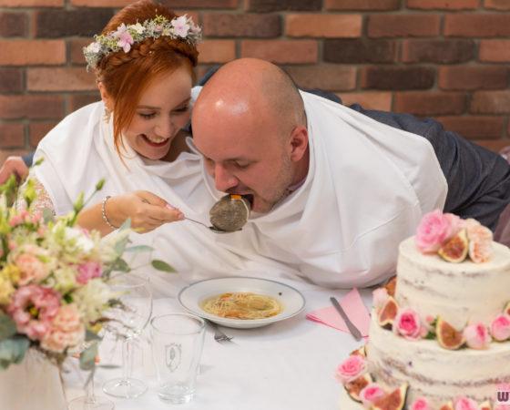 novomanželská polévka s játrovým knedlíčkem | Horní Planá