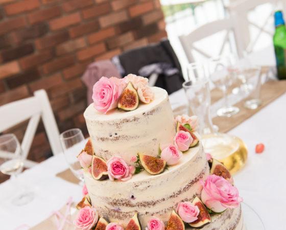 svatební dort | Horní Planá