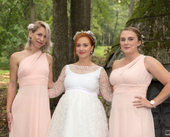 kamarádky nevěsty | Horní Planá