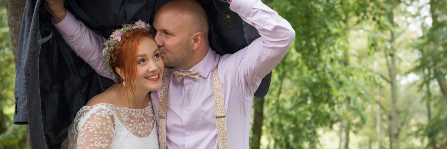 svatba – Horní Planá, Zuzka a Pavel