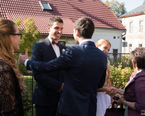 gratulace manželům | Černá v Pošumaví