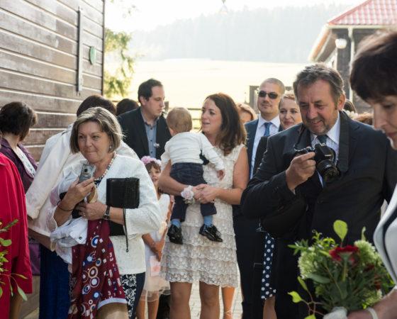 svatební hosté | Olšina