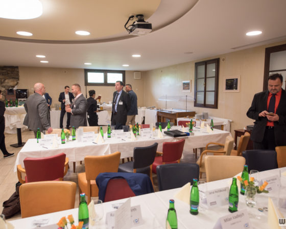 Příchod hostů | Svachovka