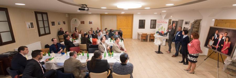 reportáž – Setkání s tahouny českého byznysu
