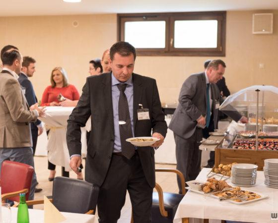 Milan Faják - FFF SERVICE CZ, obědová pauza | Svachovka